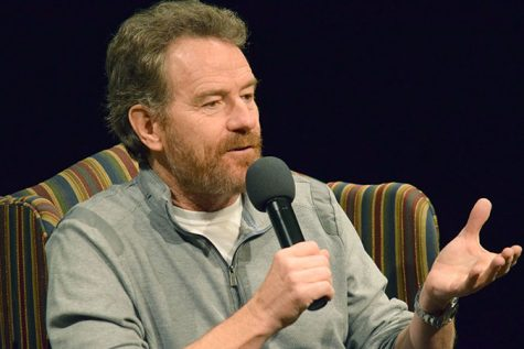 Gallery: Bryan Cranston sits down for Q&A