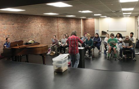 Point Park Singers to host annual holiday concert