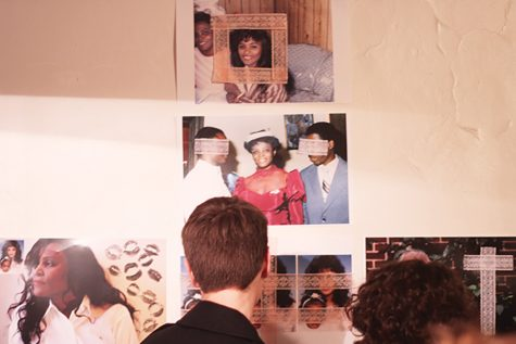 Photography students featured in pop-up exhibit