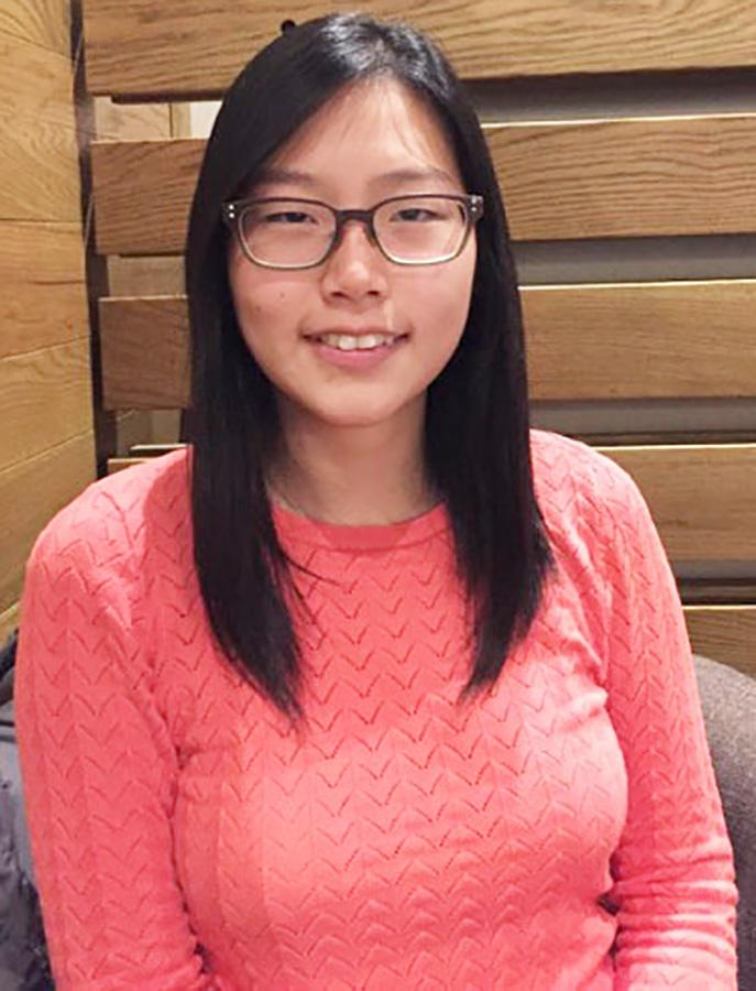 Neuroscience major Kerianne Chen is in her fifth year at Pitt as a result of financial instability.