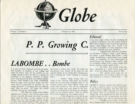 Editors recall their tenures at the Globe
