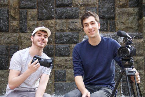 Freshman filmmakers pop into national film festival
