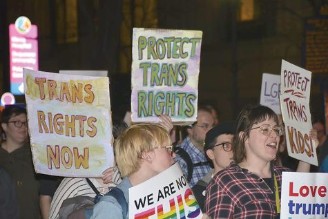 Pittsburgh rises up for trans equality