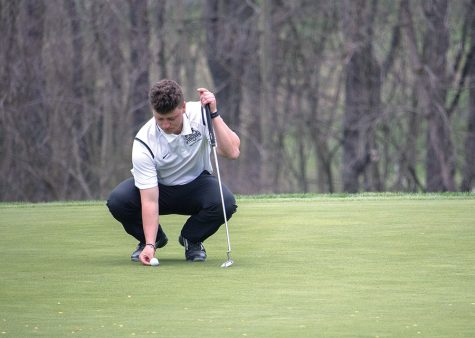 Men's golf wins conference championship