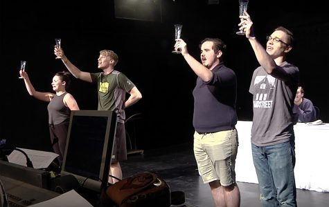 New work debuts on Playhouse stage for One-Acts Festival