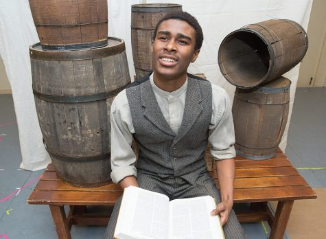 Children of history tackle sensitive time period