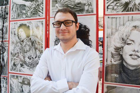 Senior film student interned with Warner Bros.