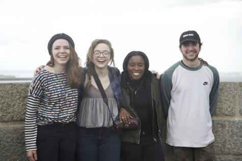 Communication students travel abroad