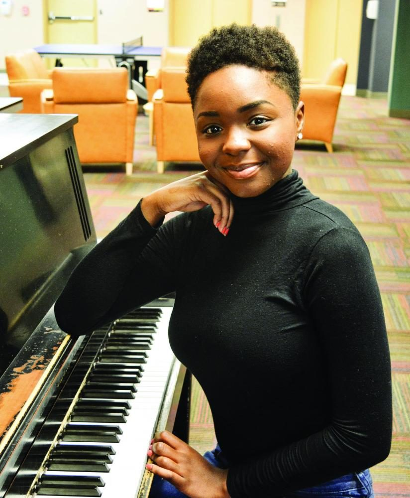 Deanna Ashford will perform at the Black Student Union's Block Party Sept. 9.