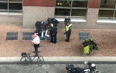 Sex offender arrested on campus