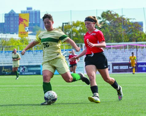 Women's soccer knocks off top two RSC teams