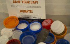 Phi Beta Lambda collecting caps for local child patients