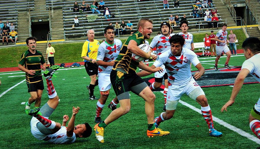 Rugby drops rivalry game
