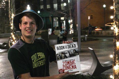 New Zombie Cinema class creeps into new semester