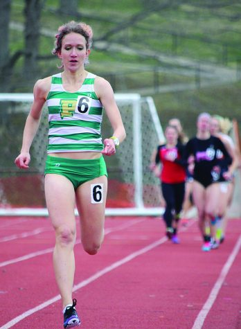 Track and field teams exceeding expectations