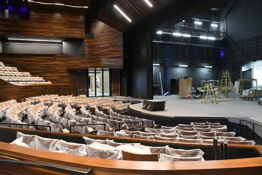 Playhouse in Progress - Theater