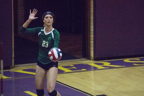 Volleyball evens record after three-straight wins