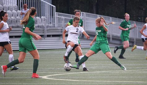 Women's soccer confident in upcoming road matches