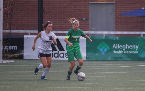 Women's soccer builds confidence, victory streak