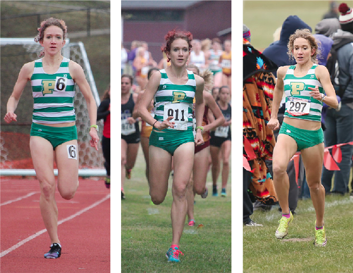Competition photos taken of Anna Shields from 2016, 2017 and now 2018. Anna Shields surpassed even her own expectations when she won the NAIA National championship in Iowa.