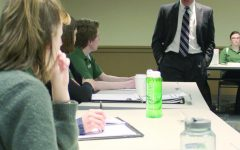 Hennigan addresses housing and tuition