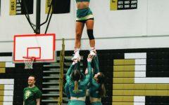 Cheer completes second season as varsity sport