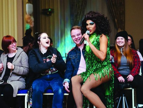 Campus Activities Board hosts annual drag show