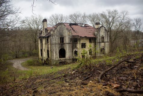 Urbex attracts photographers to document past