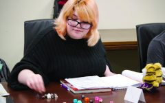 Tables turn on table-top role-playing games
