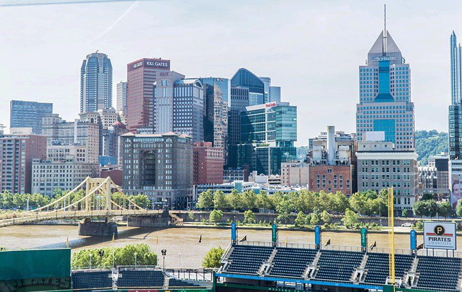 Point Park University is situatated in the middle of Downtown Pittsburgh, a hub for businesses, sports teams and more opportunities for students
