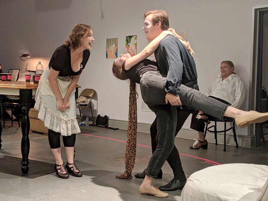 Tartuffe a success in experimental theatre