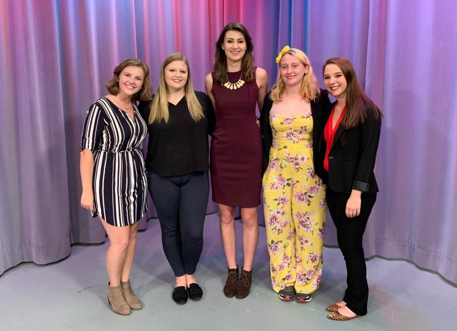 U-View exec board made up of all women this fall
