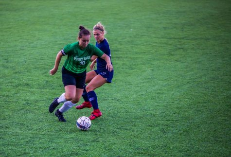 Women's soccer falls to 1-6 ahead of RSC play