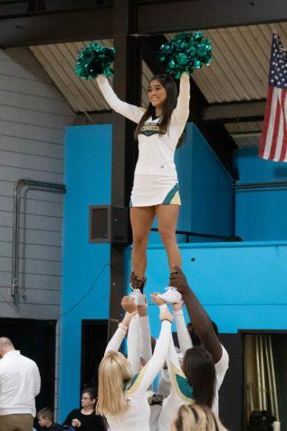 Cheer and dance open season