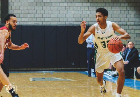 Men's basketball falls on the road