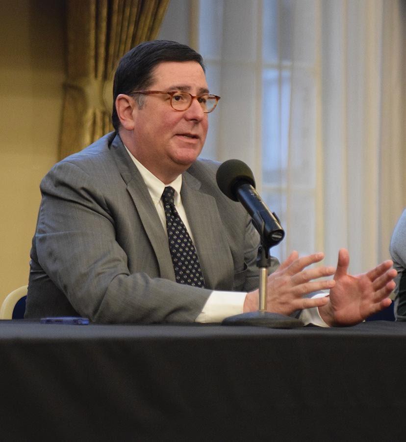 Mayor Bill Peduto announces re-election campaign