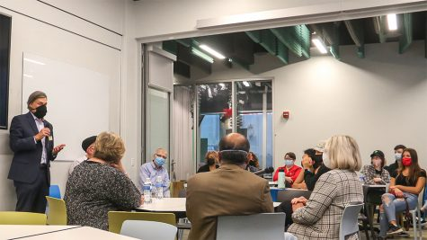 Center for Media Innovation hosts 9/11 20th anniversary commemoration